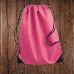 8886 Value Drawstring Backpack     Thumbnail